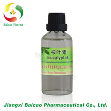 Factory Wholesale GMP certified Organic eucalyptol