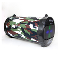 New Wireless Waterproof Portable Bluetooth Speaker With 2200mAh Li battery for Music Enjoying