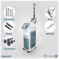 2015 newest scar removal /acne removal stationary fractional co2 laser equipment for Medical Surgery