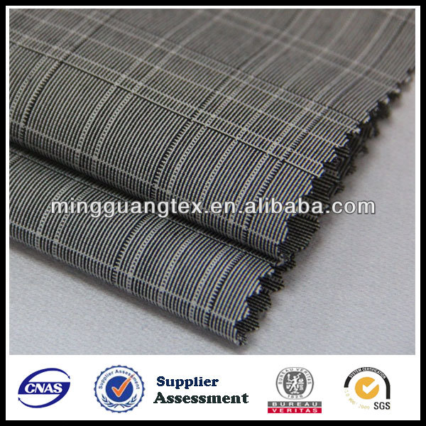 ENGLAND SUITS STYLE CHECKED FABRIC FOR SCHOOL UNIFORM