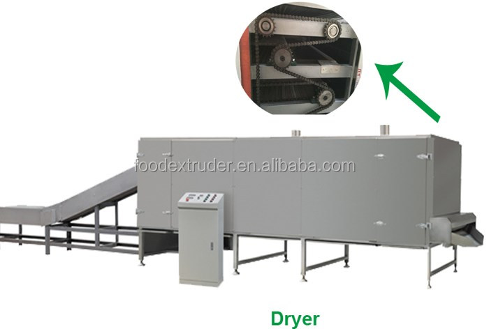 High demanded cocoa balls breakfast cereals production line machines