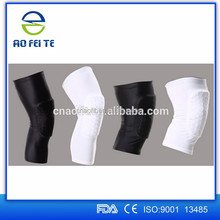 Honeycomb Sports Basketball Knee Sleeve Pads with various color