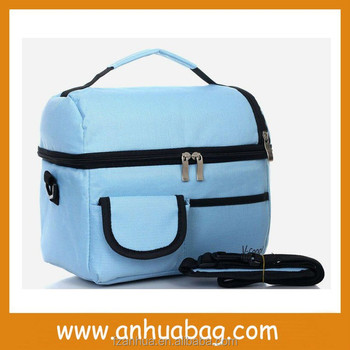 Designer hot-sale pvc wine cooler bag