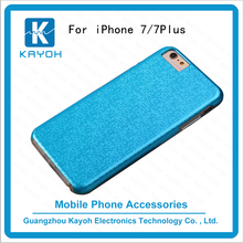 [kayoh]NEW Bling Glitter electroplating Phone Case Ultra thin Soft TPU mobile phone Back Cover For iPhone 7 7plus Shining Cases