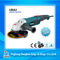 Angle Grinder 1800W 180MM left handed Power Tools 180A2 Stone cutter
