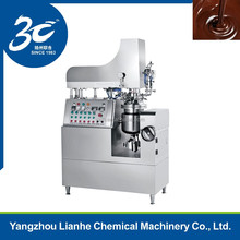 Automatic Vacuum Emulsifying Mixer for Food Processing