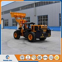 Popular zl20J MINI Underground Mining Wheel Loader for Sale