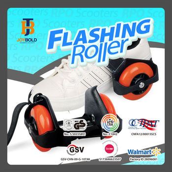 Fancy Street Flashing Roller JB161311 (EN71 & EN13843)
