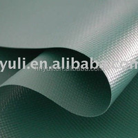 PVC Tarpaulin Pvc Knife Coated Fabric