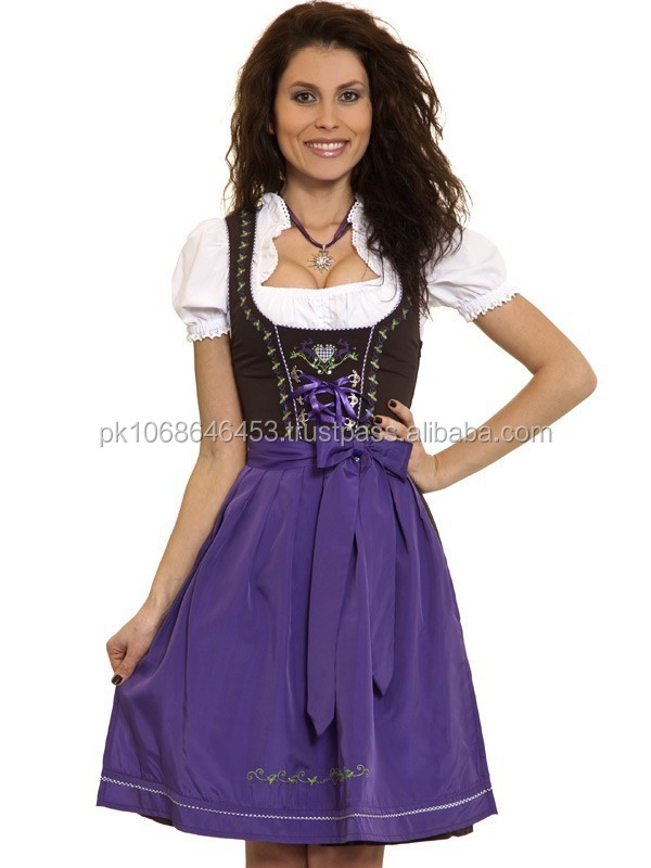 Cheap Prices Ladies High Quality Dirndls Dress