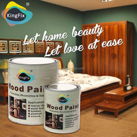 Free Samples KINGFIX paint for children furniture
