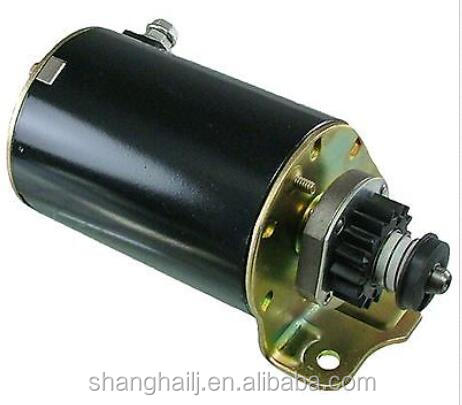 New Quality Electric Starter Motor For Briggs & Stratton Engine 499521 795121 784340 394943 075255 490420 BS-399169 BS-499 5746N