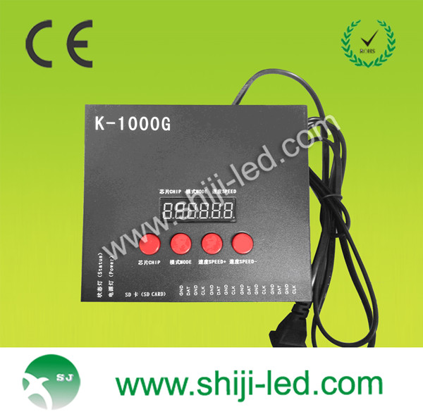 K-1000G RGBW 4 channels programmable pixel led light controller
