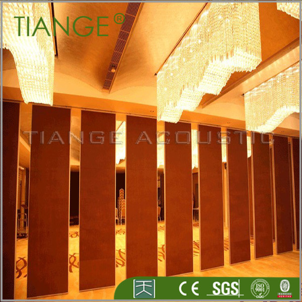 Sound proof material cubicle fence/door wood partition board