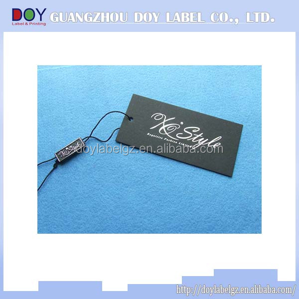 China Wholesale Custom hang tags for lingerie
