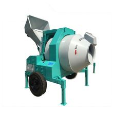 Various models factory directly gas powered concrete mixers portable