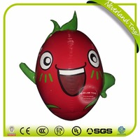 NEVERLAND TOYS Customized Advertising Model Fruit Shape Inflatable Product Shape For Promotions