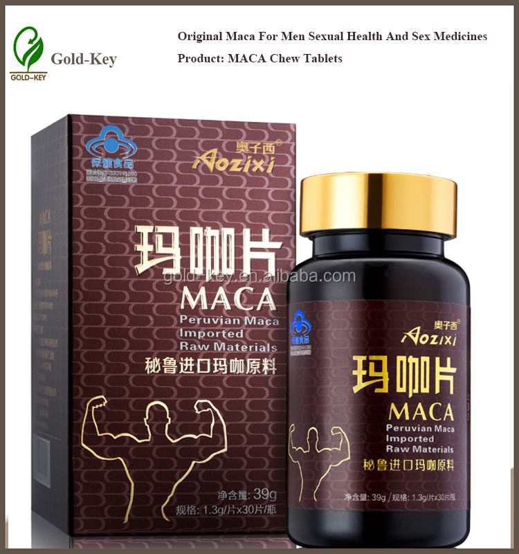 MACA chew tablets Sex Medicine for man
