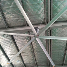 8.6m HVLS Industrial Big Size Ceiling Fan