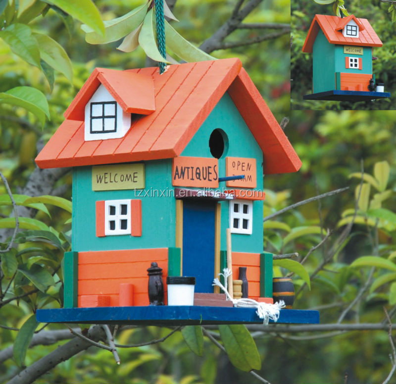 wooden bird feeder and bird house wood crafts