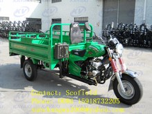 China famous Locin gasoline tricycle for cargo