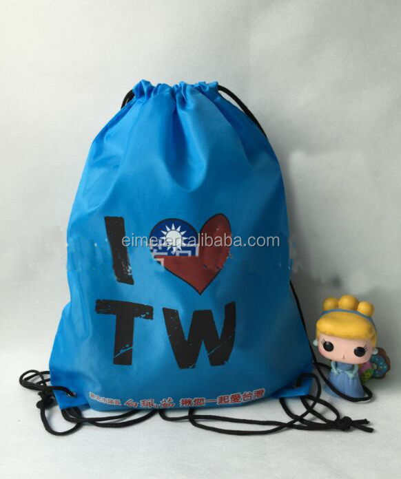 Best Selling New High Quality Trendy Shoe Drawstring Backpack