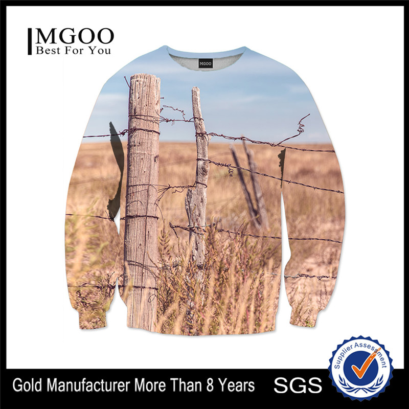 MGOO High Fashion Animals Cat 3D Sublimation Print Sweatshirts Custom Made Long Sleeves 100 Polyester Fleeces Mens Hoodies