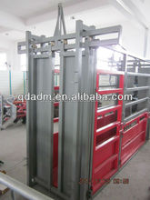 galvanized or powder coated cattle crush