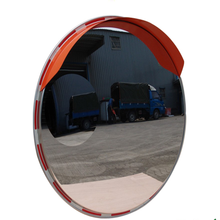 Traffic Road <strong>Safety</strong> Dia 600mm Stainless Steel Concave Convex Mirror
