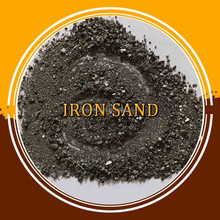 Steelmaking Metallurgy Iron Sand Powder Per Ton Price