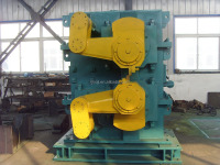 flying shear cut to length line/crop shear for cut steel
