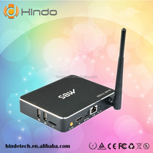 Mini Android Pc TVpad Support XBMC Dlna M8S Quad Core TV Box RK3188 Support DLNA TV Box