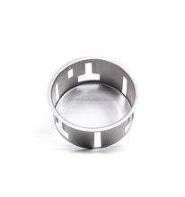 Custom made deep drawn aluminum ring