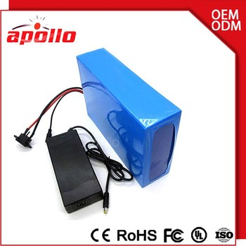 High Power Rechargeable Lithium ion Battery 60V 12Ah for 1000w Citycoco Mobility Scooter