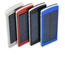 2014 New design!! protable mini usb solar panel charger 8000mah manufacturers,suppliers