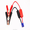 12V EC5 Adapter wire clips battery clamp for car jump starter Auto engine