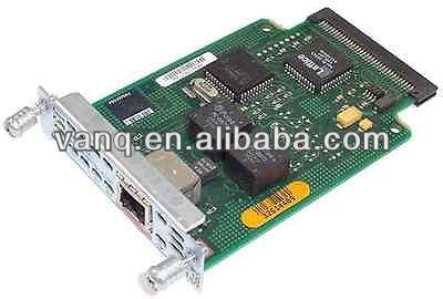 Cisco Router Used Networking Module WIC-1B-S/T
