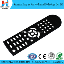 Factory Injection molding plastic remote control case for air conditioner TV