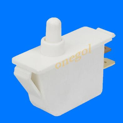 HC-056K.3 door light fridge push button switch 2pin CQC