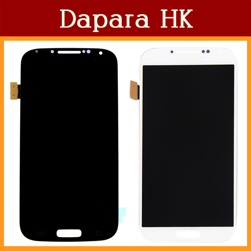 High quality mobile phone LCD for Samsung Galaxy S4 i9500 i9505 lcd display digitizer capacitive screen