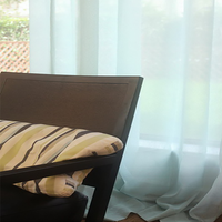 wholesale Cheap facny curtains nice sheer fancy color curtains