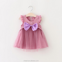 Top Design Hot Baby Girl Wear Children Latest Dress Style Beautiful Frocks Baby 3 Years Baby Frock Designs