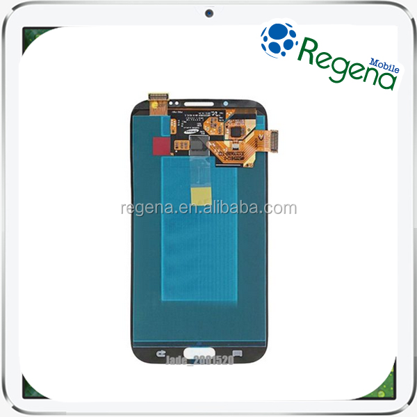 High quality lcd assembly for samsung galaxy Note 2 N7100 lcd digitizer replacement