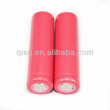 Hot Sell Sanyo 2250mah lithium battery rechargeable battery with CE&RoHS