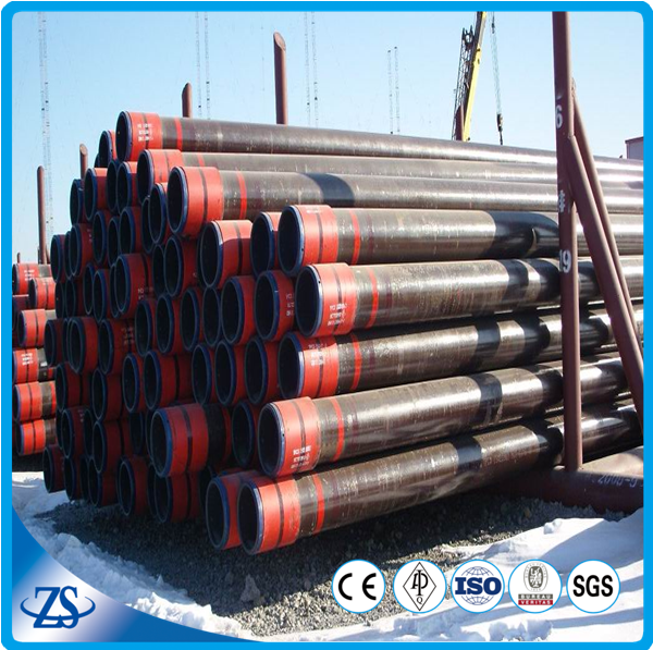 high quality carbon steel seamless oil tube st37.4 for oil field