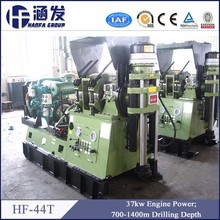 700-1400m HF-44T core drilling equipment ,portable core drilling rig ,mineral using