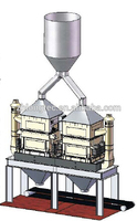 Rapid production of bulk scale machine (LCS-B)