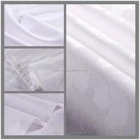 100% cotton 2/1 3/1 4/1 twill bedding fabric price per yard / meter