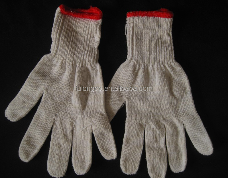 knit glove competive price QINGDAO PORT