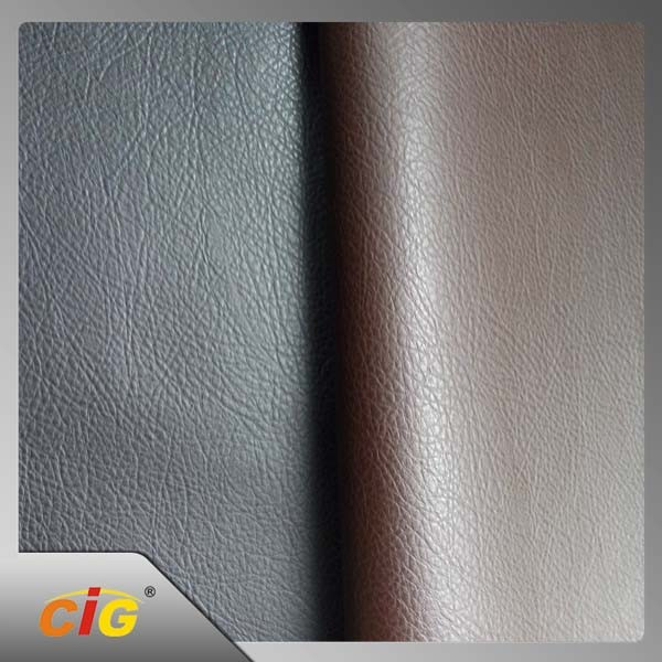 Semi-PU Leather For Sofa Cover/Mixed Leather